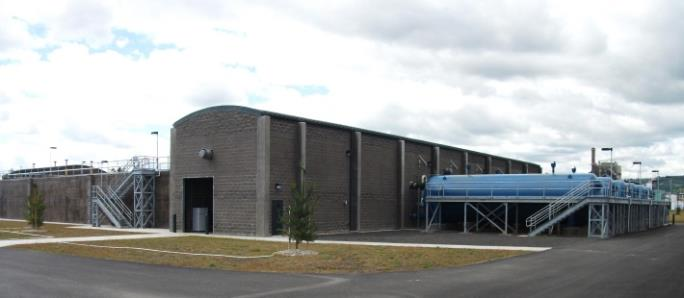 Mint Farm Regional Water Treatment Plant